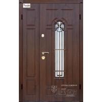 ABWEHR Metāla durvis ar MDF apdari ARTEMIDA (AP1) 1200x2050 (Tumšais ozols)
