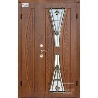 ABWEHR Metāla durvis ar MDF apdari AURELIA (AP1) 1200x2050 (Zeltainais Ozols)