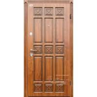 ABWEHR Metāla durvis ar MDF apdari ELEGANT (AP2) 860/960x2050 (Ozols patina)