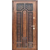 ABWEHR Metāla durvis ar MDF apdari FABIANA (AP2) 860/960x2050 (Ozols patina)