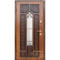 ABWEHR Metāla durvis ar MDF apdari FABIANA-S (AP1) 860/960x2050 (Ozols patina)